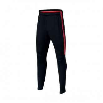 Pantalon  Nike Jr Squad Dry University red-Black