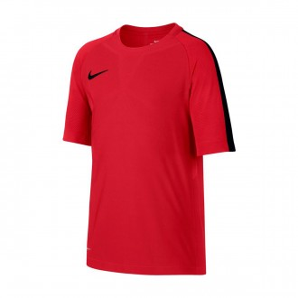 Camisola  Nike Jr Aeroswift Strike SS University red-Black