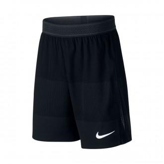 Calções  Nike Jr Aeroswift Strike Black-White