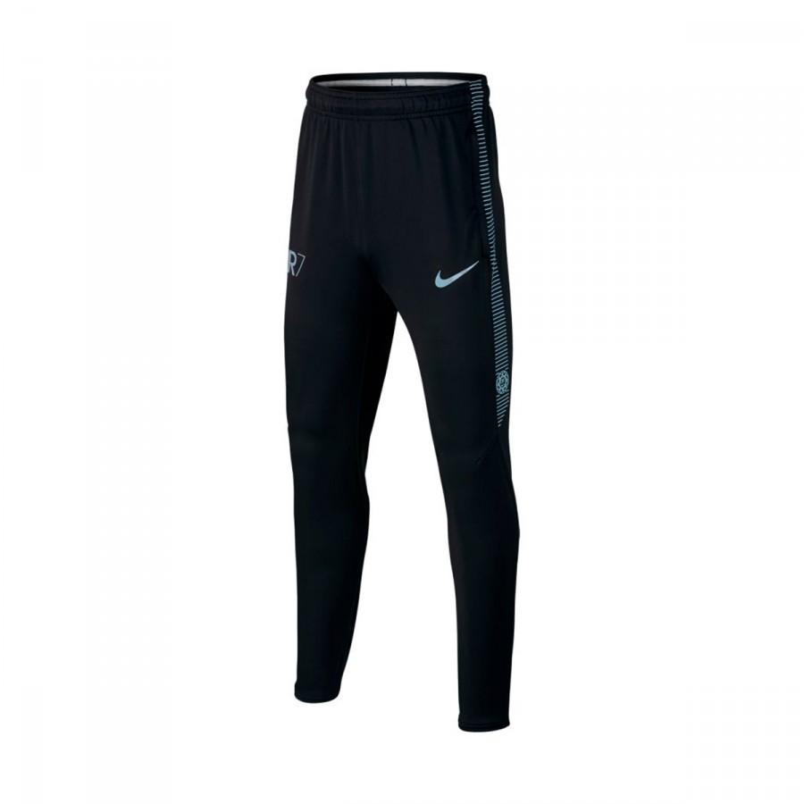 6466bfc60 Long pants Nike Kids Squad Dry CR7 Black-blue tnt-Armory blue ...