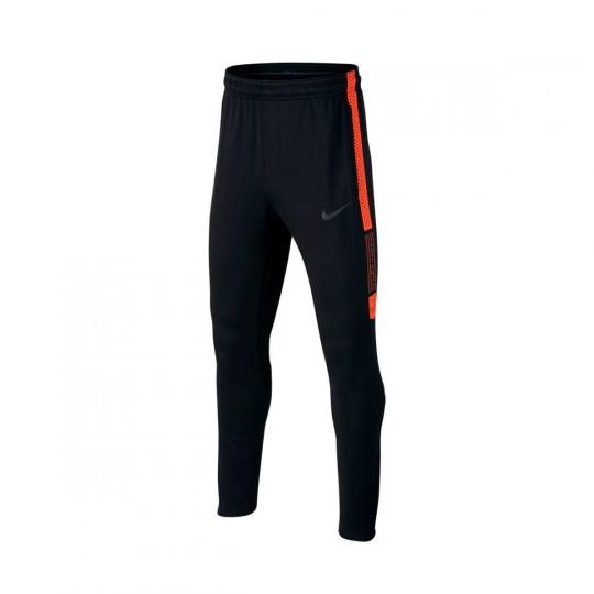 Pantalón largo  Nike Squad Dry Neymar Niño Black-University red-Anthracite