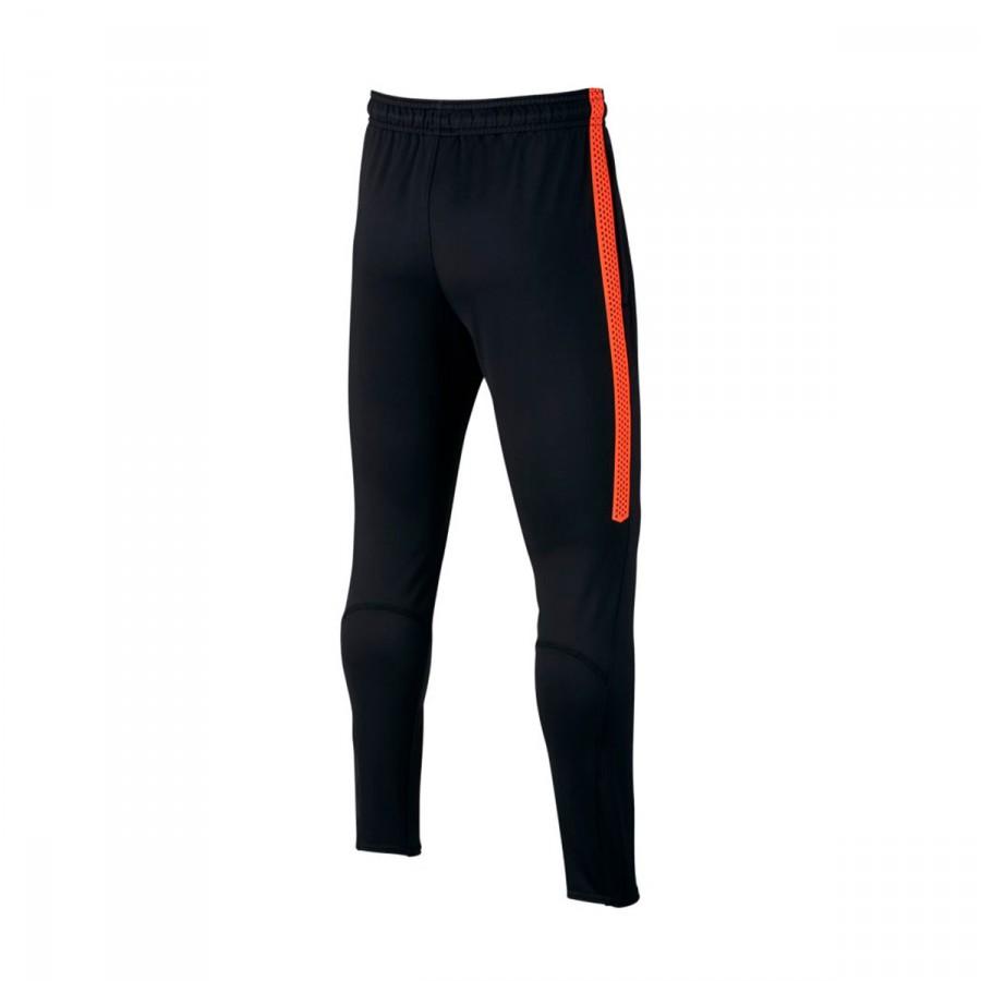 fc1aa8251c39 Long pants Nike Kids Squad Dry Neymar Jr Black-University red ...