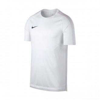 Camisola  Nike Squad Dry CR7 SS GX White-Blue tint-White