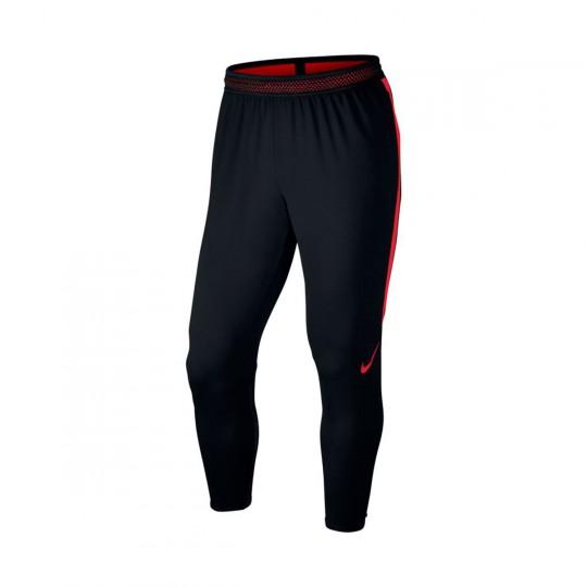 Pantalón largo  Nike Strike Dry Black-University red