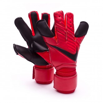 Guante  Nike Vapor Grip 3 Reverse Stitch University red-Bright crimson