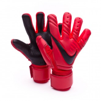 Glove  Nike Premier SGT Reverse Stitch University red-Bright crimson