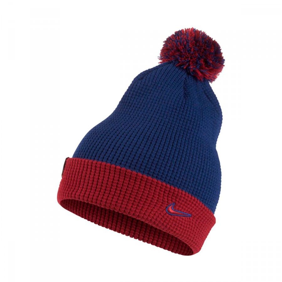 Beanie Nike FC Barcelona 2017-2018 Deep royal blue-Noble red ... 650955121f8