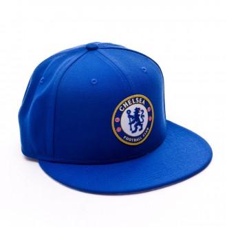 Boné  Nike Chelsea FC True Core 2017-2018 Rush blue-White