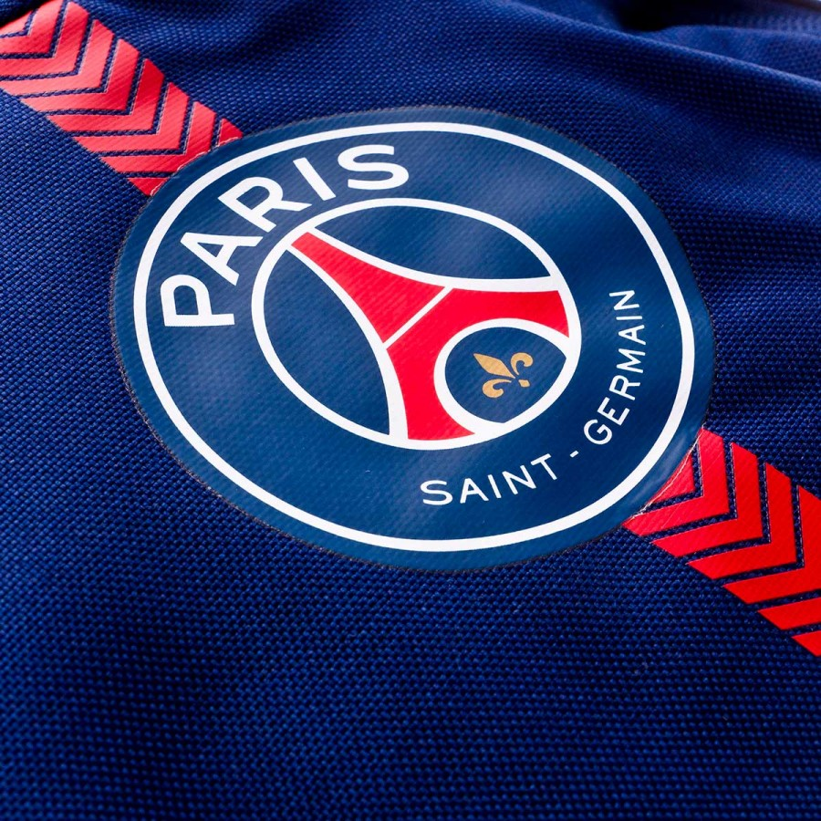 b696e888ac79f Backpack Nike Paris Saint-Germain Stadium 2017-2018 Binary blue-White -  Football store Fútbol Emotion