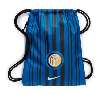 Saco  Nike Gymsack Inter Milan Stadium 2017-2018 Royal blue-Black-White