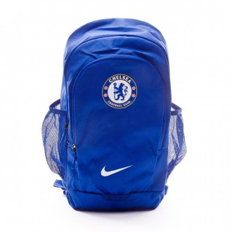 Mochila  Nike Stadium Football Rush blue-White