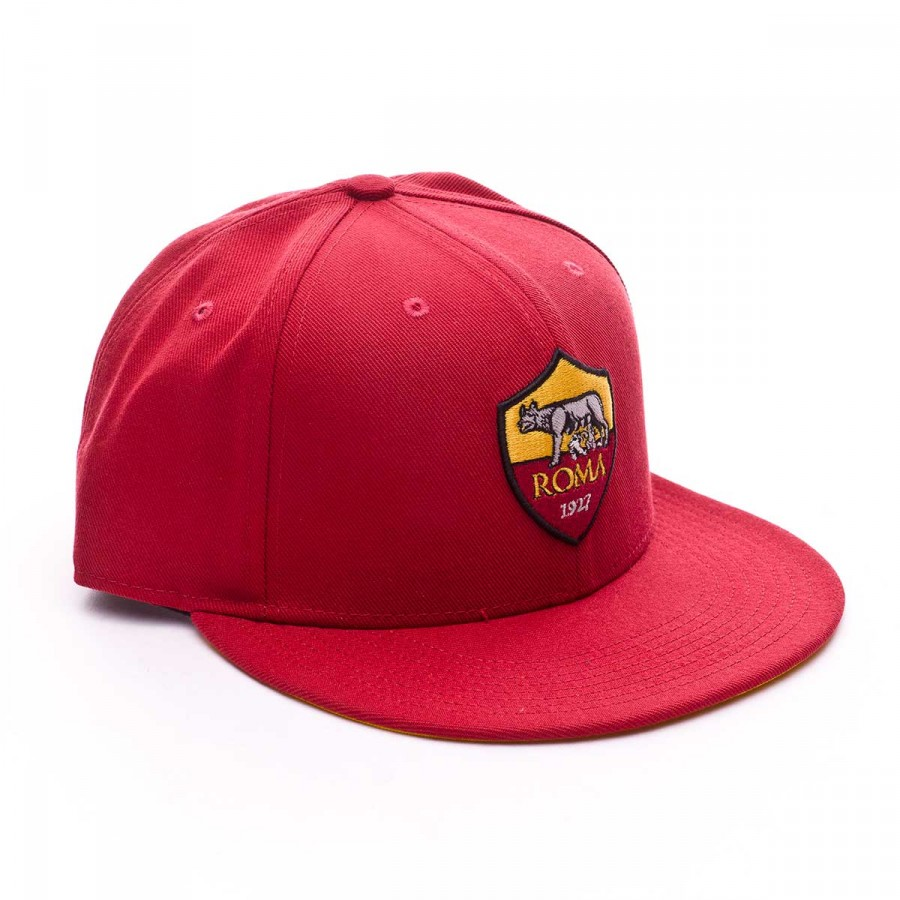 Cap Nike AS Roma true Core 2017-2018 Team crimson-University gold ... 8277840be71