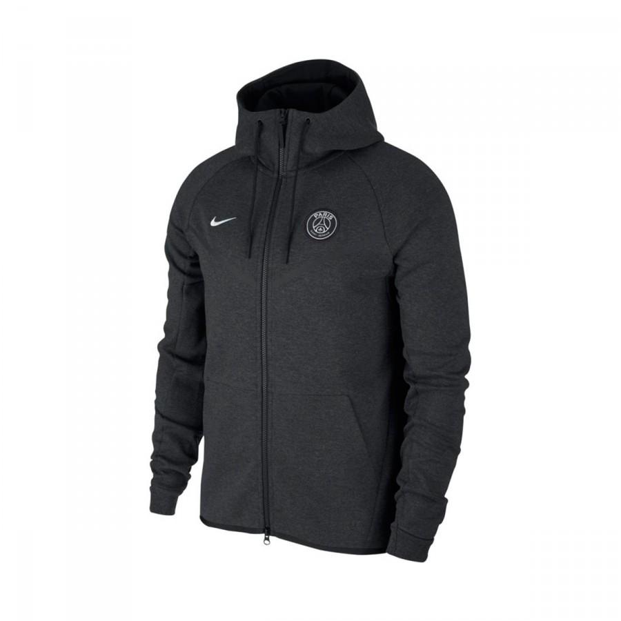 brand new 2c61f ed043 Nike Paris Saint-Germain NSW Tech Fleece 2017-2018 Jacket