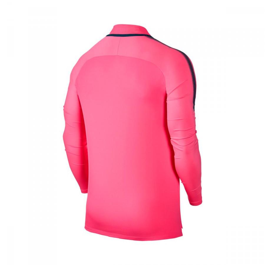 ... Sudadera Atlético de Madrid Squad Dril 2017-2018 Laser pink-Space blue.  Categorías del Sudadera 6eb0436f1f0e4