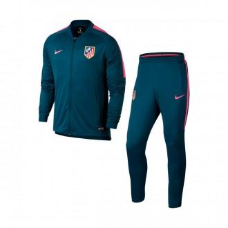 Chándal  Nike Atlético de Madrid Squad 2017-2018 Space blue-Laser pink