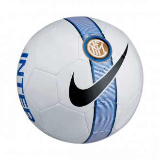 Balón  Nike Inter Milán Supporters 2017-2018 White-Royal blue-Black