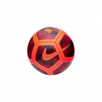 Balón  Nike FC Barcelona Skills 2017-2018 Night maroon-Hyper crimson