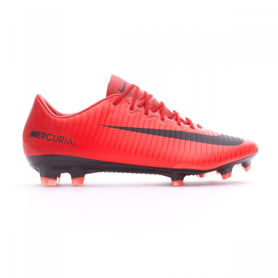 c158554c3d50 Football Boots Nike Mercurial Vapor XI ACC FG University red-Bright crimson- Black - Football store Fútbol Emotion