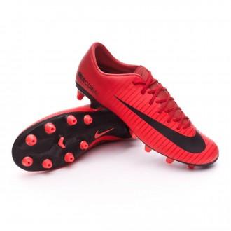 Chaussure  Nike Mercurial Victory VI AG-Pro University red-Bright crimson-Black
