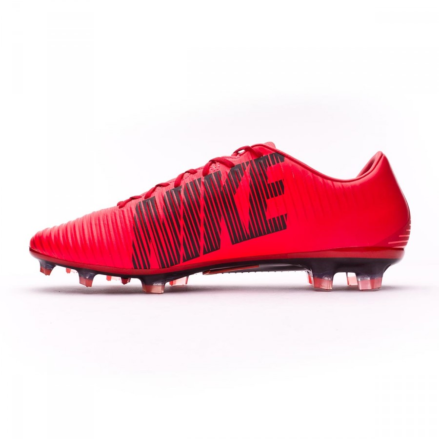 878dd2faf Football Boots Nike Mercurial Veloce III FG University red-Bright crimson- Black - Football store Fútbol Emotion