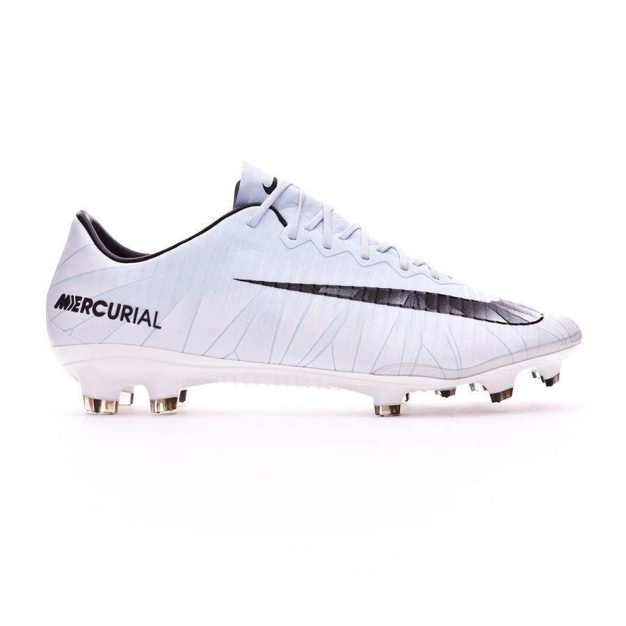 low priced cdb18 0917e ... Bota Mercurial Vapor XI CR7 ACC FG Blue tint-Black-White. CATEGORY