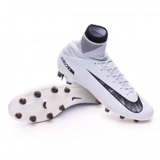 Bota  Nike Mercurial Veloce III DF CR7 AG-Pro Blue tint-Black-White