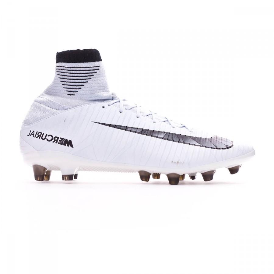 c93cb52b1adb4 Football Boots Nike Mercurial Veloce III DF CR7 AG-Pro Blue  tint-Black-White - Football store Fútbol Emotion