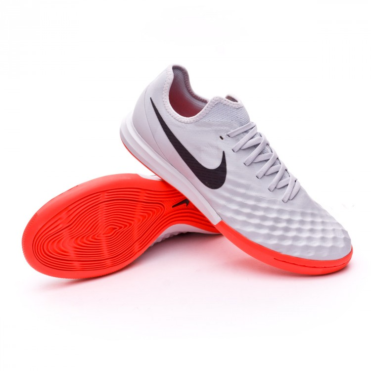 55715969f7e3 Futsal Boot Nike MagistaX Finale II Special Edition IC Pure platinum ...