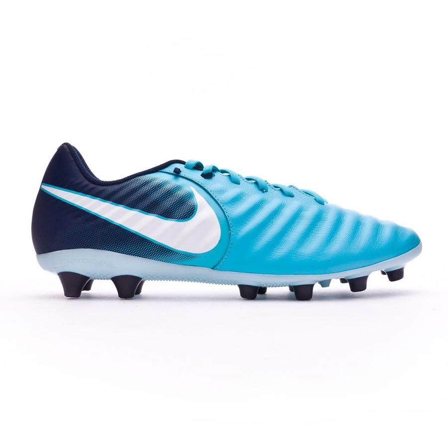 online store bcad2 5b9f2 Football Boots Nike Tiempo Ligera IV AG-Pro Glacier blue-Gamma  blue-Obsidian-White - Tienda de fútbol Fútbol Emotion