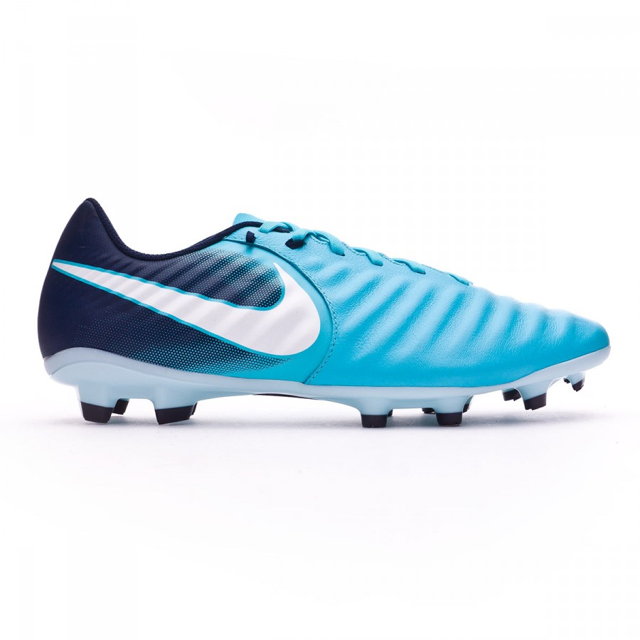 b2f3aa1104e49 Football Boots Nike Tiempo Ligera IV FG Glacier blue-Gamma  blue-Obsidian-White - Tienda de fútbol Fútbol Emotion