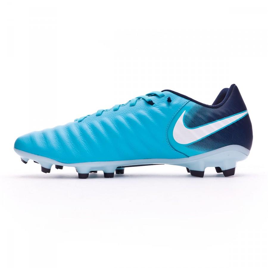 wholesale dealer 7383f d2e3f Boot Nike Tiempo Ligera IV FG Glacier blue-Gamma blue-Obsidian-White -  Soloporteros es ahora Fútbol Emotion