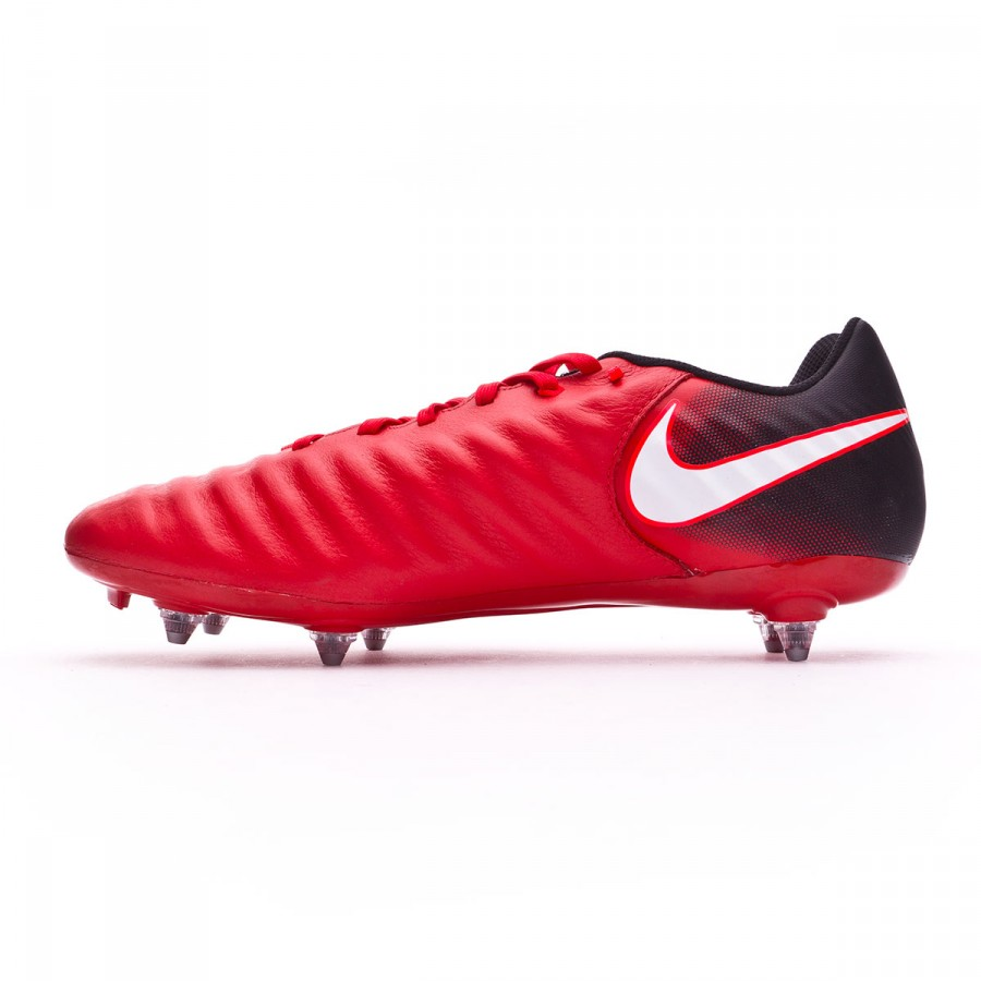 98c96c73425 Bota de fútbol Nike Tiempo Ligera IV SG Black-White-University red - Tienda  de fútbol Fútbol Emotion