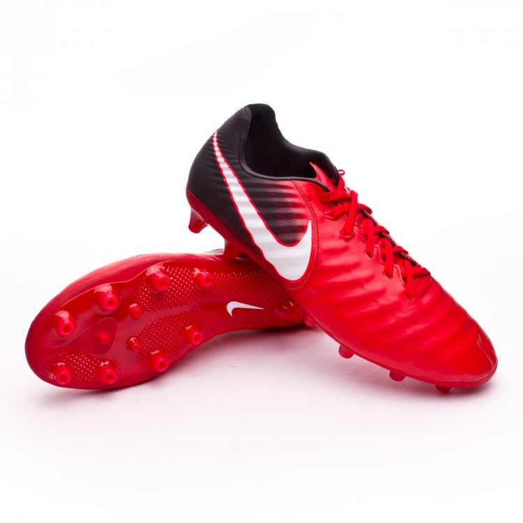 467f709708e23 Boot Nike Tiempo Legacy III AG-Pro Black-White-University red ...