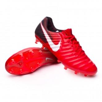 Bota  Nike Tiempo Legend VII ACC AG-Pro Black-White-University red