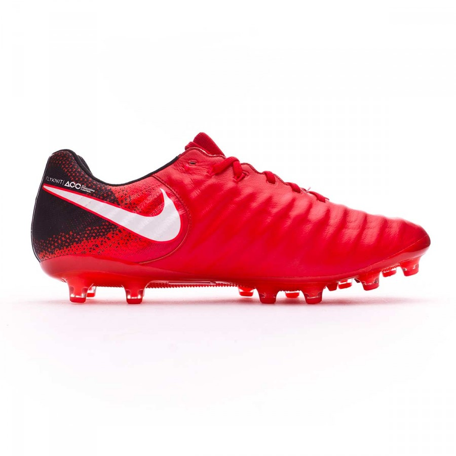 Boot Nike Tiempo Legend VII ACC AG-Pro Black-White-University red -  Football store Fútbol Emotion 13aacb852