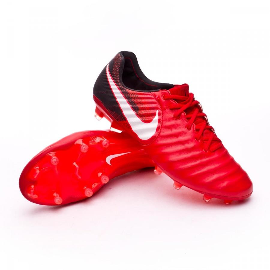 04169d3b5305 Football Boots Nike Tiempo Legend VII ACC FG Black-White-University ...