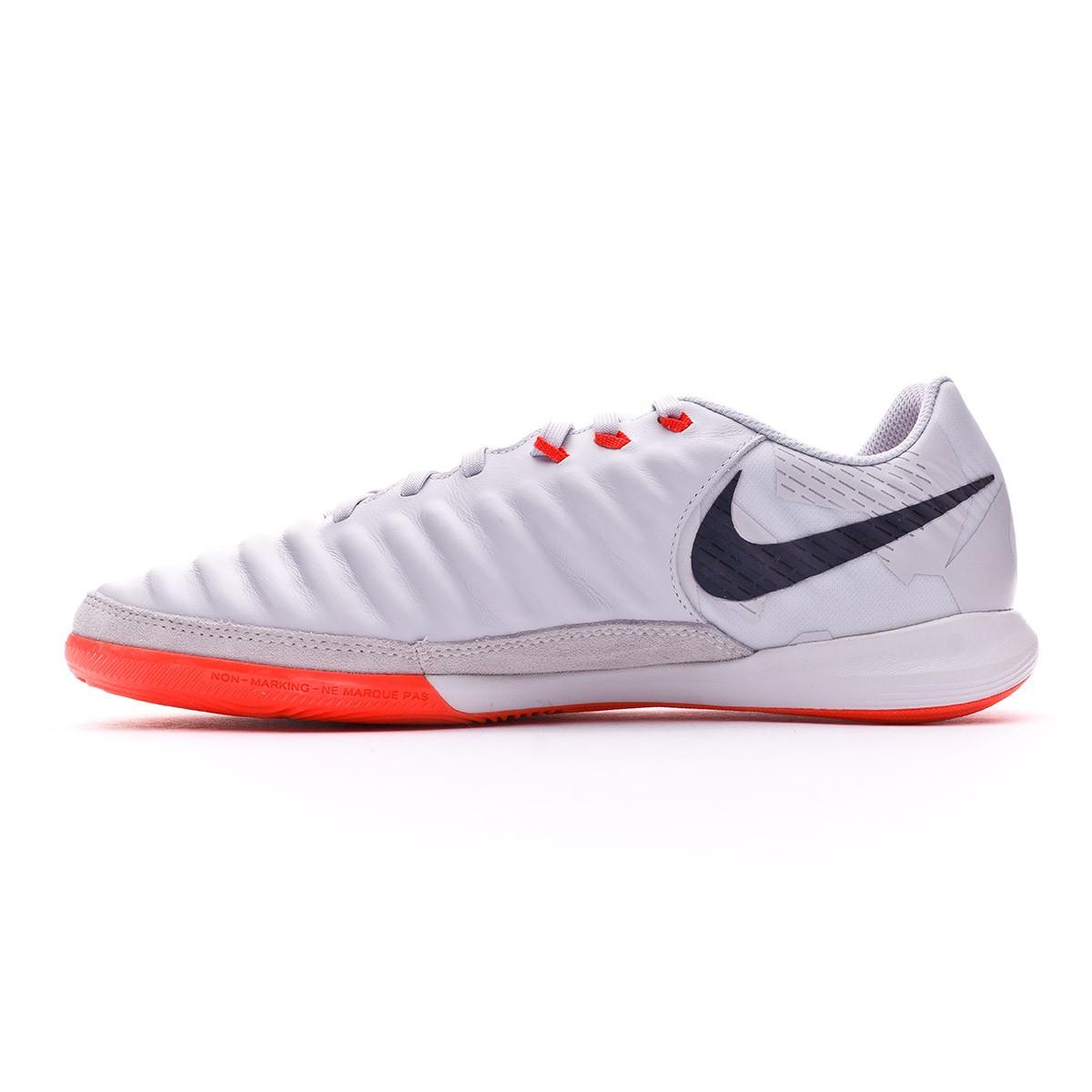 37086e061f2b8 Futsal Boot Nike TiempoX Finale Special Edition IC Pure  platinum-Black-Bright crimson - Football store Fútbol Emotion