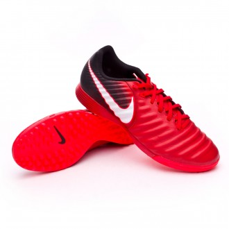 Sapatilhas  Nike TiempoX Ligera IV Turf Black-White-University red