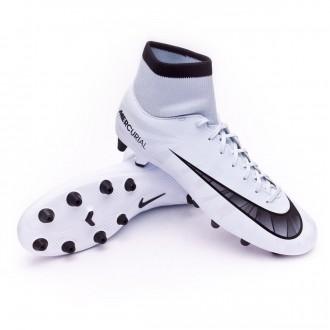 Bota  Nike Mercurial Victory VI CR7 DF AG-Pro Blue tint-Black-White