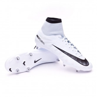 Boot  Nike Mercurial Victory VI CR7 DF SG Blue tint-Black-White