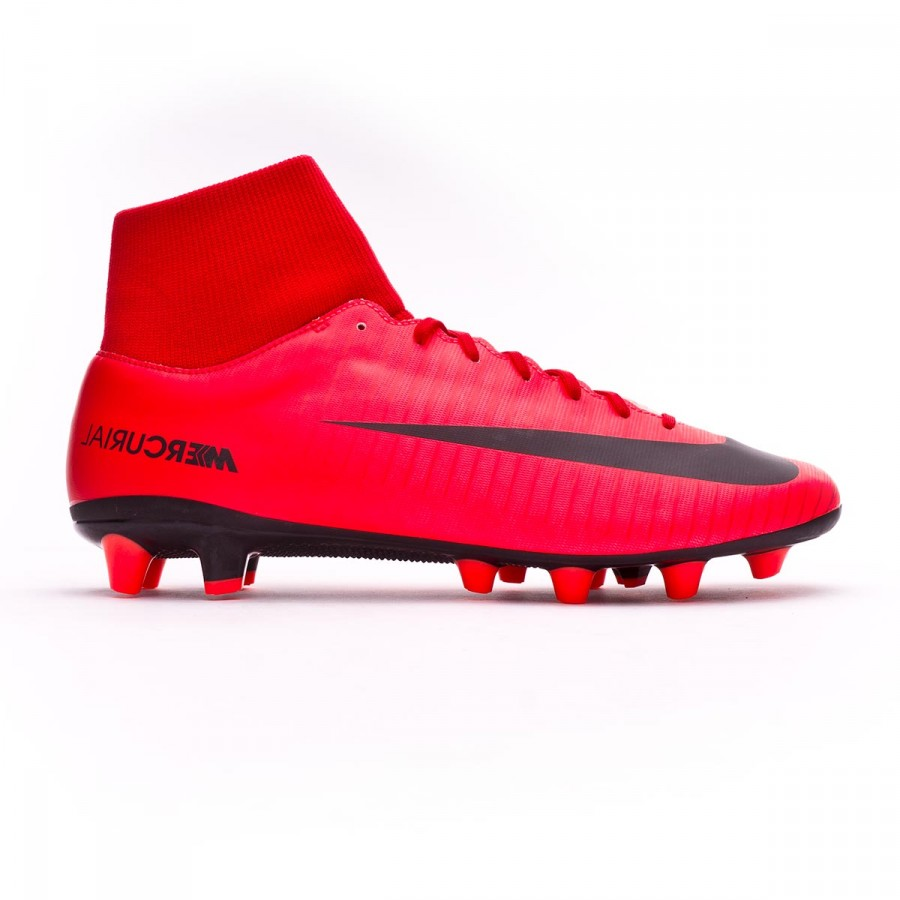 78d6931fb Football Boots Nike Mercurial Victory VI DF AG-Pro University red-Bright  crimson-Black - Tienda de fútbol Fútbol Emotion