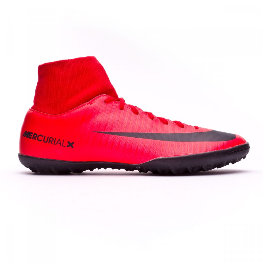 buy online 2878c 02277 Scarpe Nike MercurialX Victory VI DF Turf University red-Bright  crimson-Black - Negozio di calcio Fútbol Emotion
