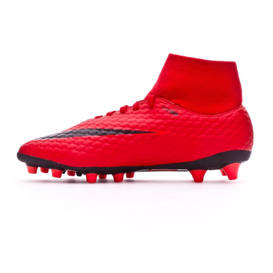 219fb0d280e Football Boots Nike Hypervenom Phelon III DF AG-Pro University red-Bright  crimson-Black - Football store Fútbol Emotion