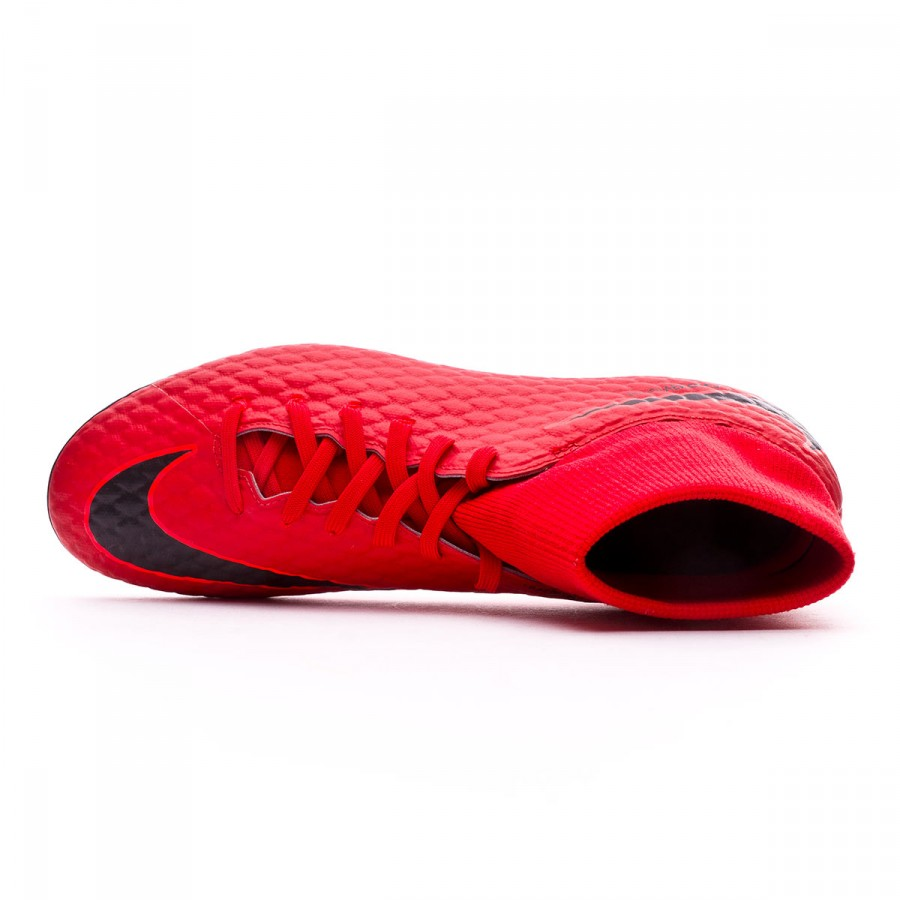 65cc1ee8e Football Boots Nike Hypervenom Phelon III DF AG-Pro University red-Bright  crimson-Black - Tienda de fútbol Fútbol Emotion