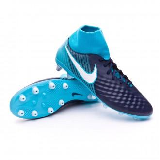Bota  Nike Magista Onda II DF AG-Pro Glacier blue-Gamma blue-Obsidian-White