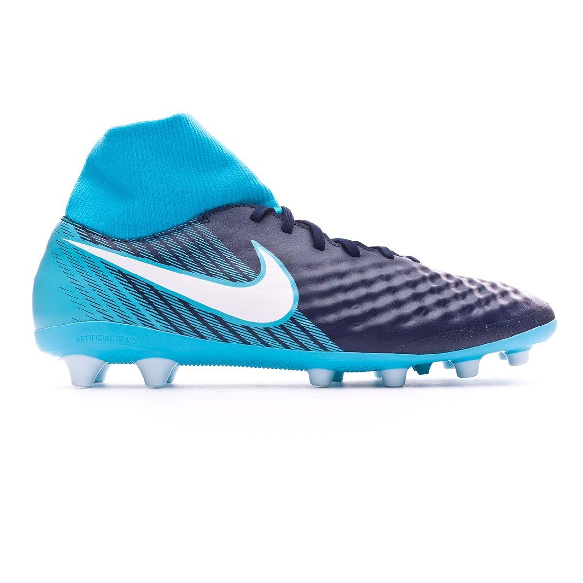 release date: 7793a 0380c Boot Nike Magista Onda II DF AG-Pro Glacier blue-Gamma blue-