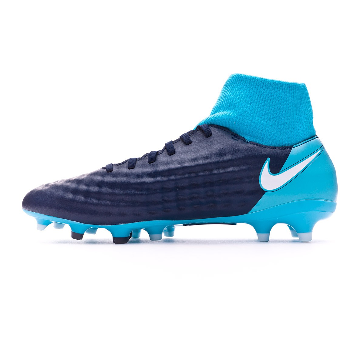 c5ec4f0e5527 Football Boots Nike Magista Onda II DF FG Glacier blue-Gamma  blue-Obsidian-White - Football store Fútbol Emotion