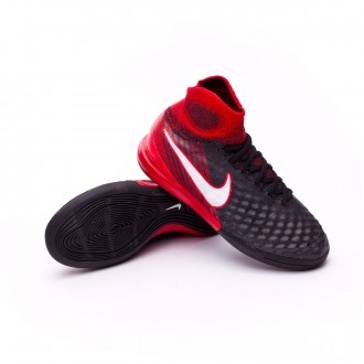 Zapatilla  Nike MagistaX Proximo II IC Niño Black-White-University red