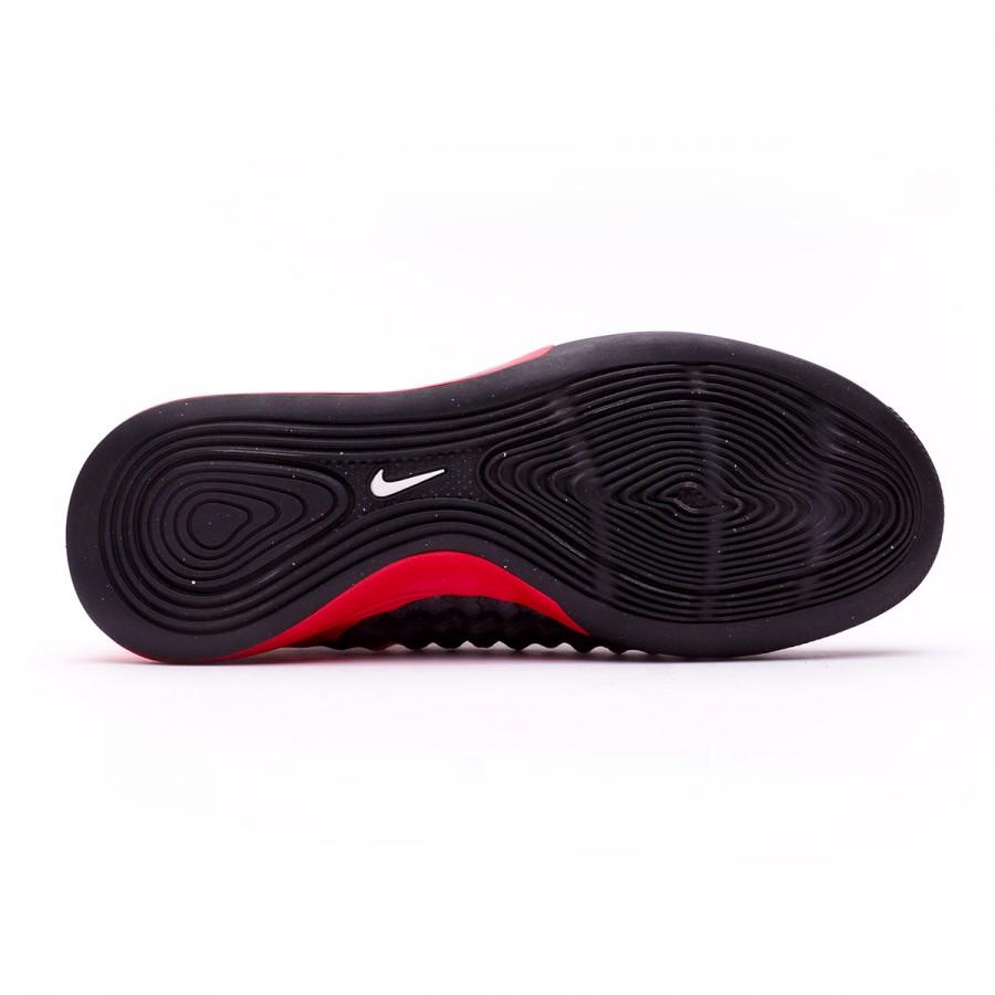 the best attitude 769fa 2df00 Futsal Boot Nike Kids MagistaX Proximo II IC Black-White-University red -  Football store Fútbol Emotion