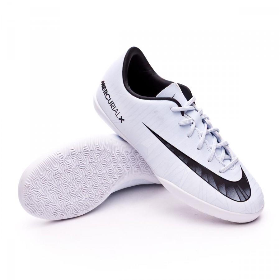nueva colección dee73 d0cab Tenis Nike MercurialX Victory VI CR7 IC Niño